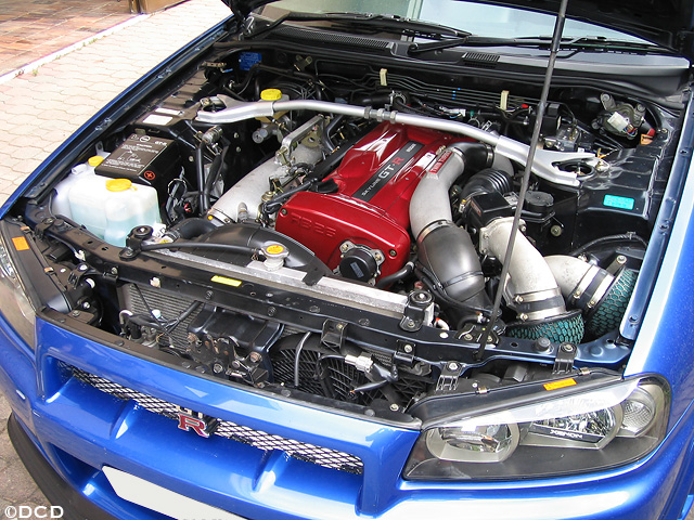 Hks Super Power Flow System R34 Gtr Gt R Register Nissan Skyline And Gt R Drivers Club Forum