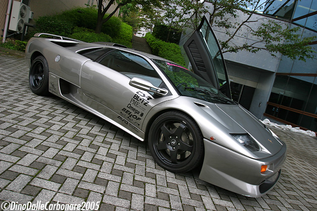 Lamborghini Diablo A Bi Turbo Supercar The German Car Blog
